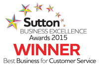 Sutton Business Award 2015